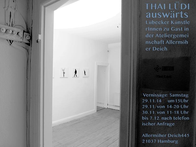 Gemeinschaft Lübecker Künstler,  AD-2014