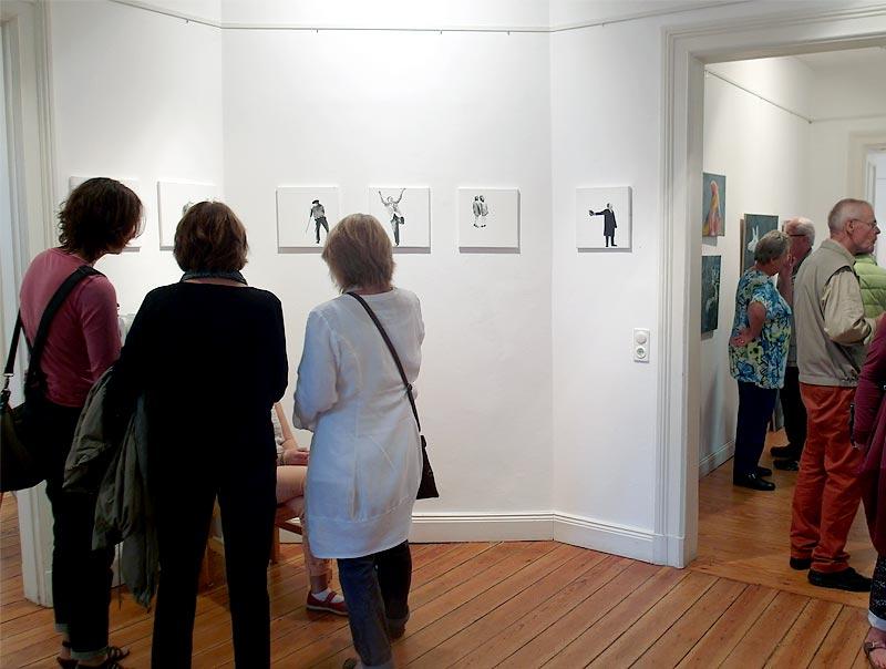 Ausstellungsgemeinschaft AUGE, Jahresausstellung 2013