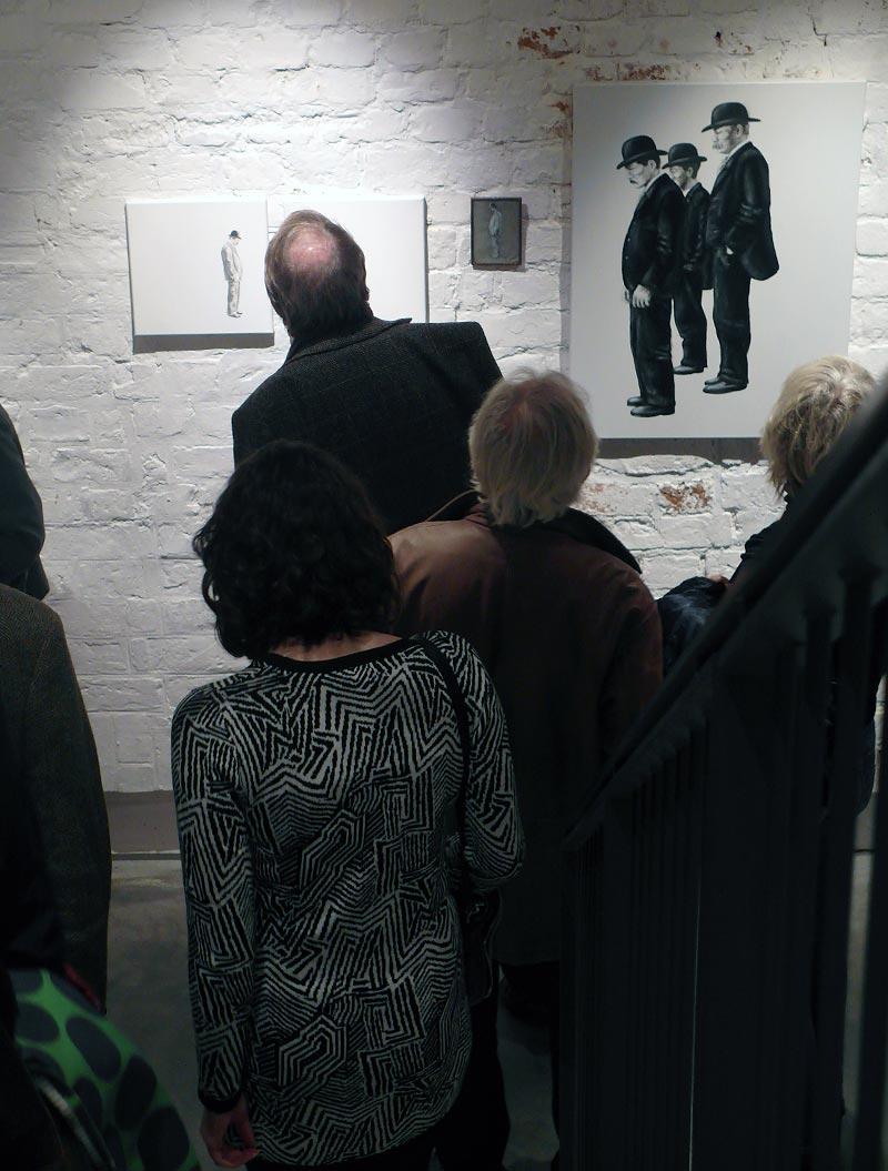Gemeinschaft Lübecker Künstler, Jahresausstellung 2014
