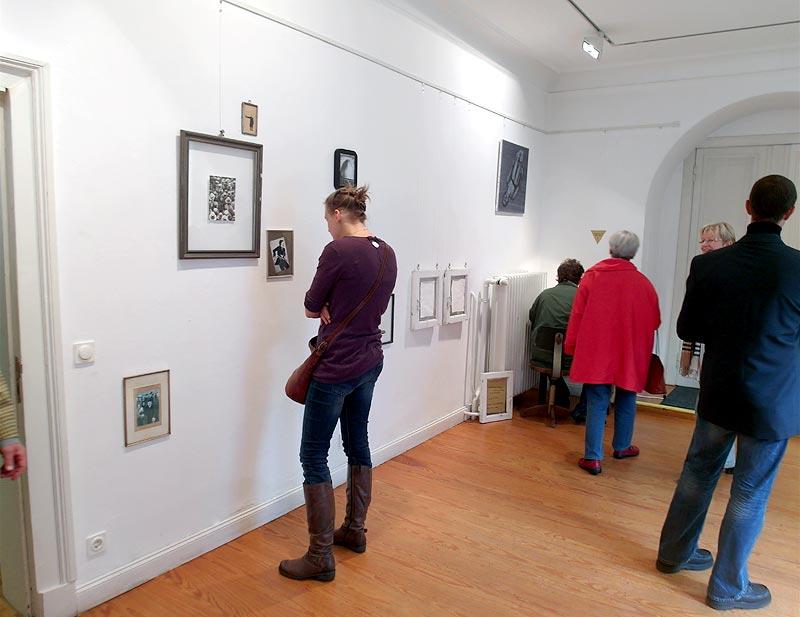 Ausstellungsgemeinschaft AUGE, Jahresausstellung 2014